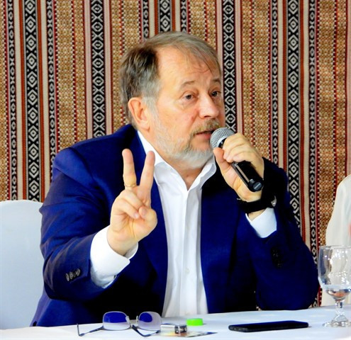 The result of the vote marks a victory for ISSF President Vladimir Lisin ©ISSF