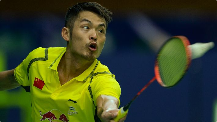 Lin Dan targeting Rio 2016 gold after badminton test event success