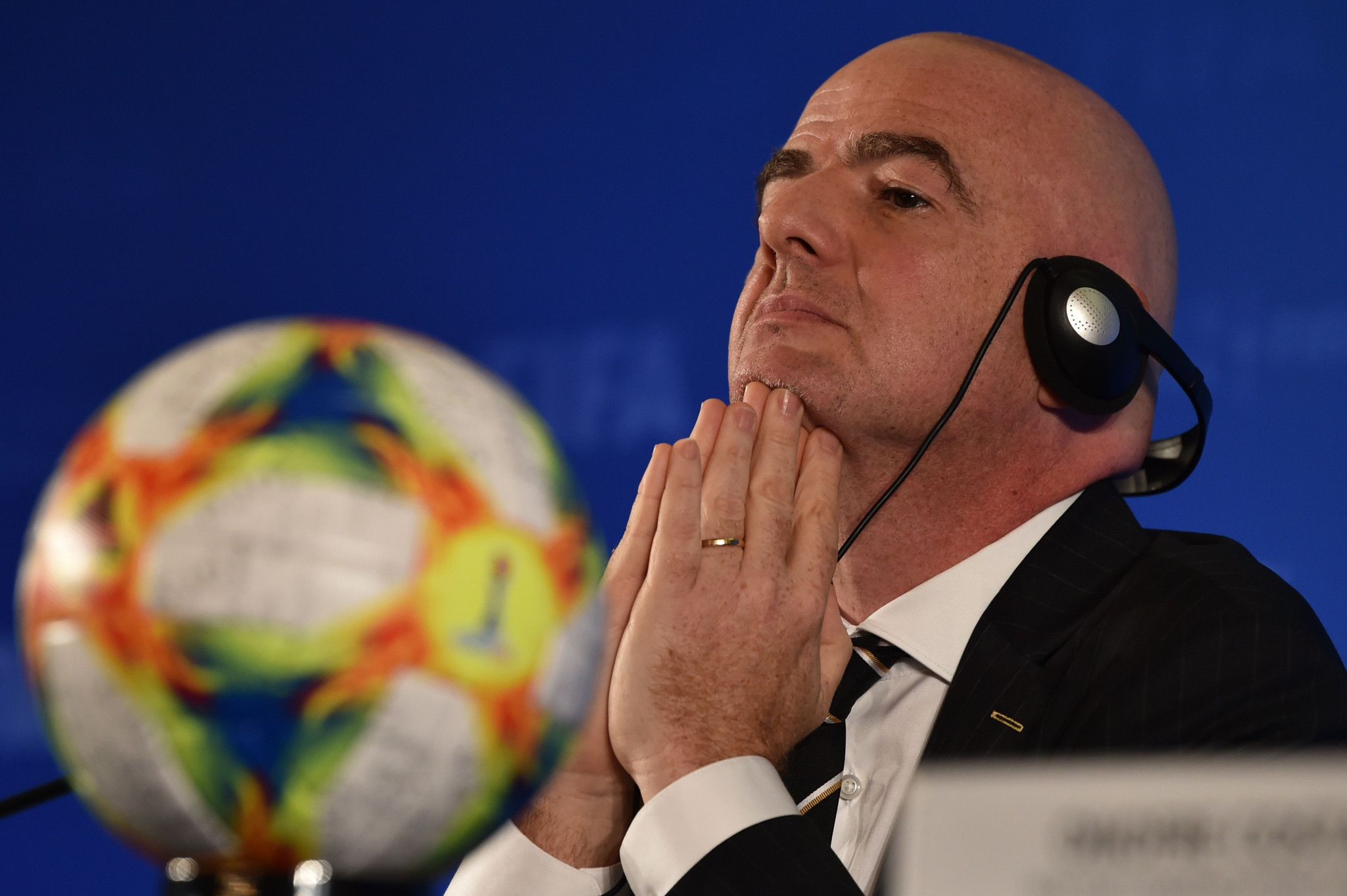FIFA have invited investment proposals for the 2021 Club World Cup ©Getty Images