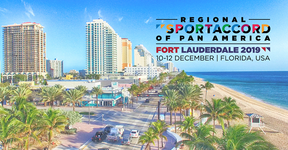 Regional SportAccord Pan America set to begin in Fort Lauderdale