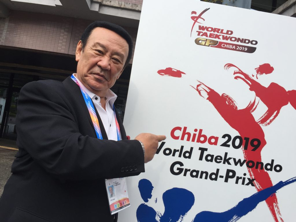 Noboru Kanehara is stepping down as President of the All Japan Taekwondo Association following complaints from athletes about planning and preparations for next year's Olympic Games in Tokyo ©AJTA