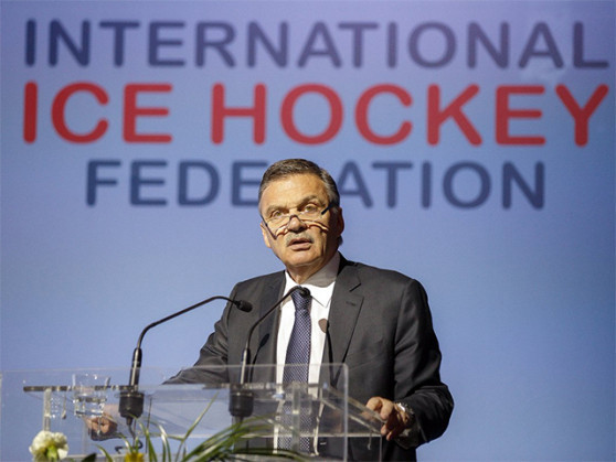 Fasel foresees re-run of Pyeongchang if WADA's Russia sanctions confirmed before IIHF World Championships