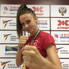 Matea Jelić is still learning on path to success