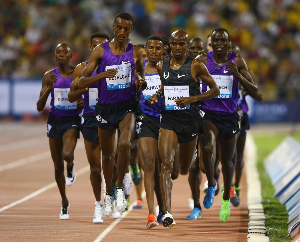 The Diamond League is the International Association of Athletics Federations' flagship competition featuring 14 meetings around the world ©Getty Images