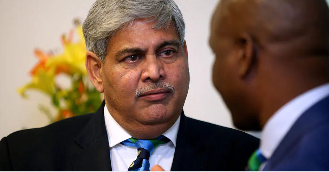 ICC chairman Manohar officially steps down after two terms