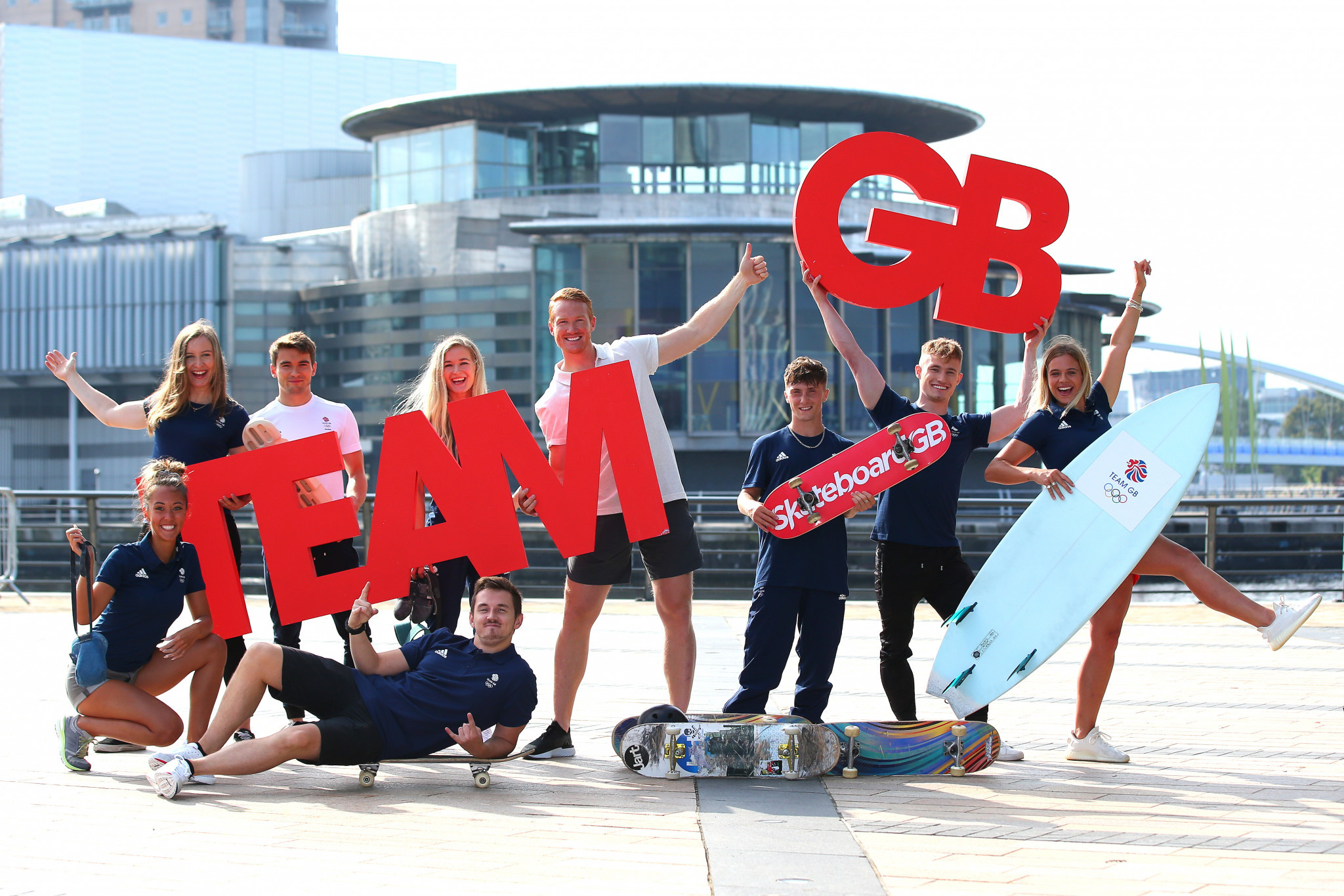 Team GB announce performance services team for Tokyo 2020