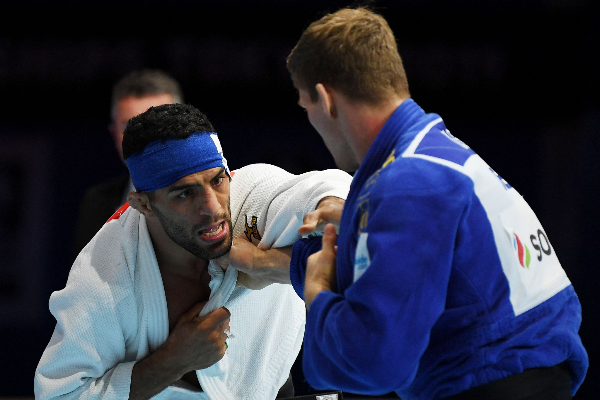 Former Iranian Mollaei set to make debut for Mongolia at IJF World Masters