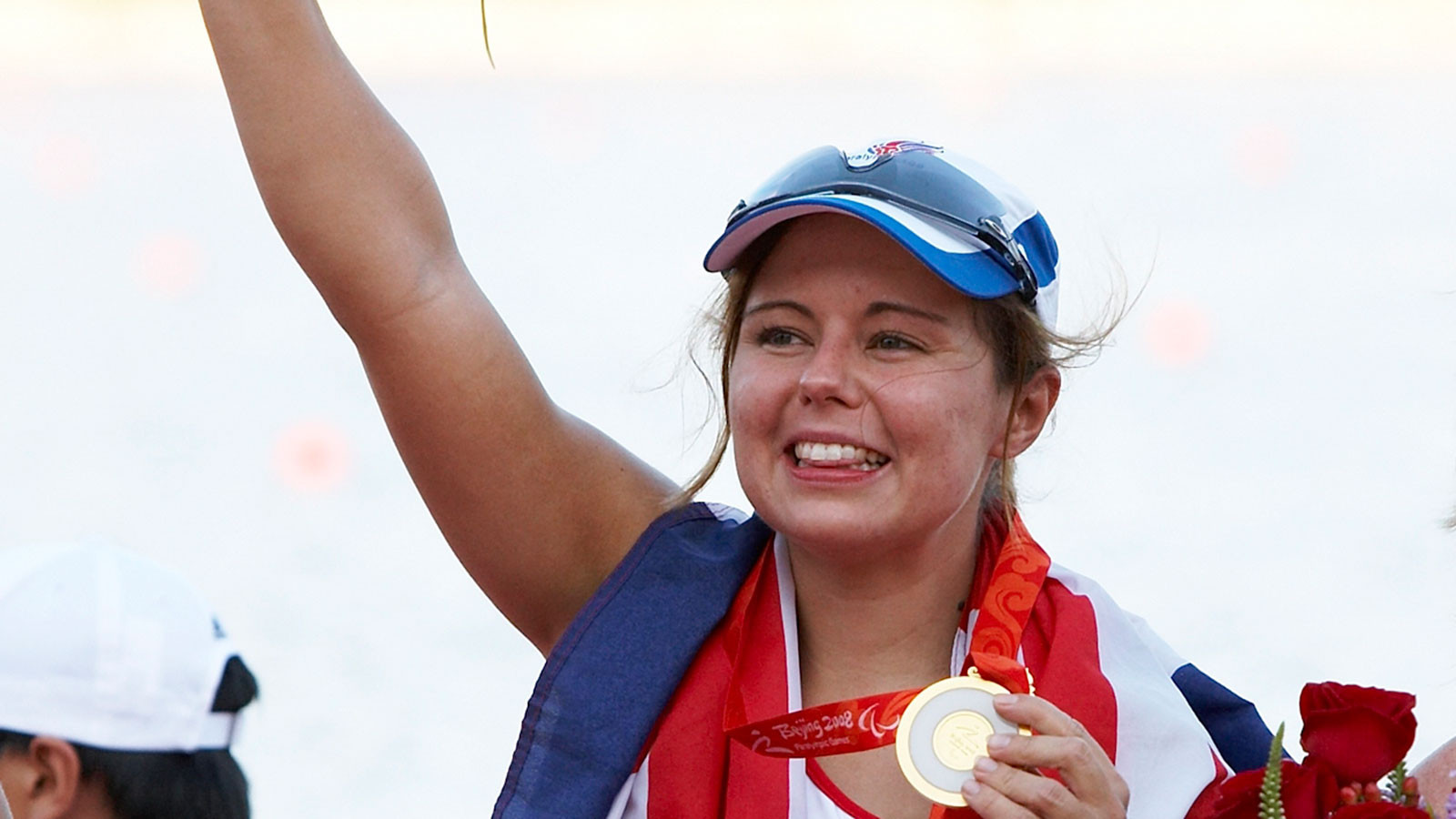 Beijing 2008 rowing gold medallist Helene Raynsford is a member of the British Paralympic Association Board ©Getty Images