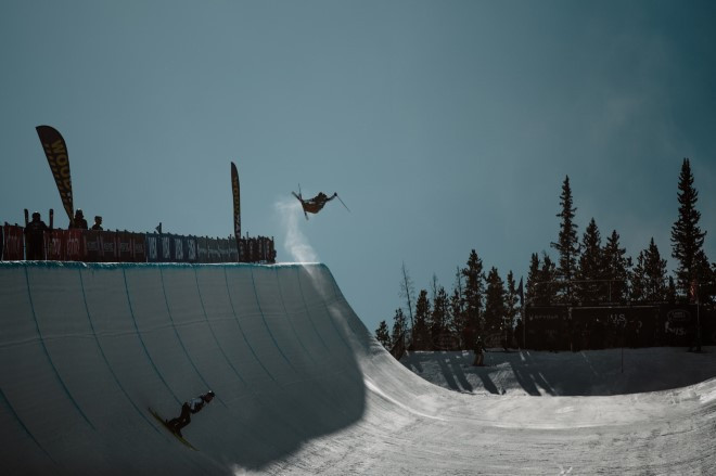 Full US force expected as FIS Freeski Halfpipe World Cup comes to Copper Mountain