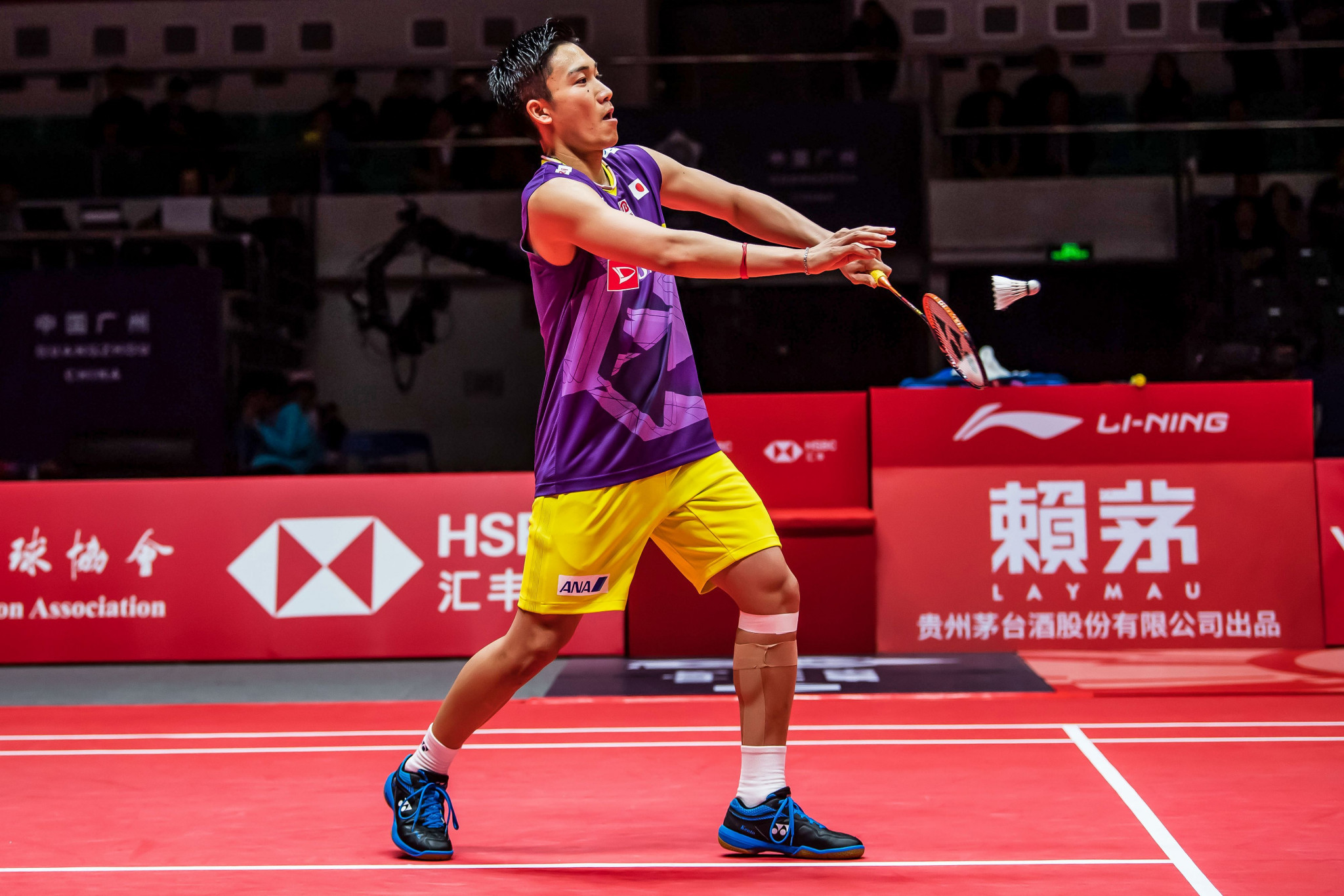 Contrasting fortunes for men's and women's player of the year at BWF World Tour Finals