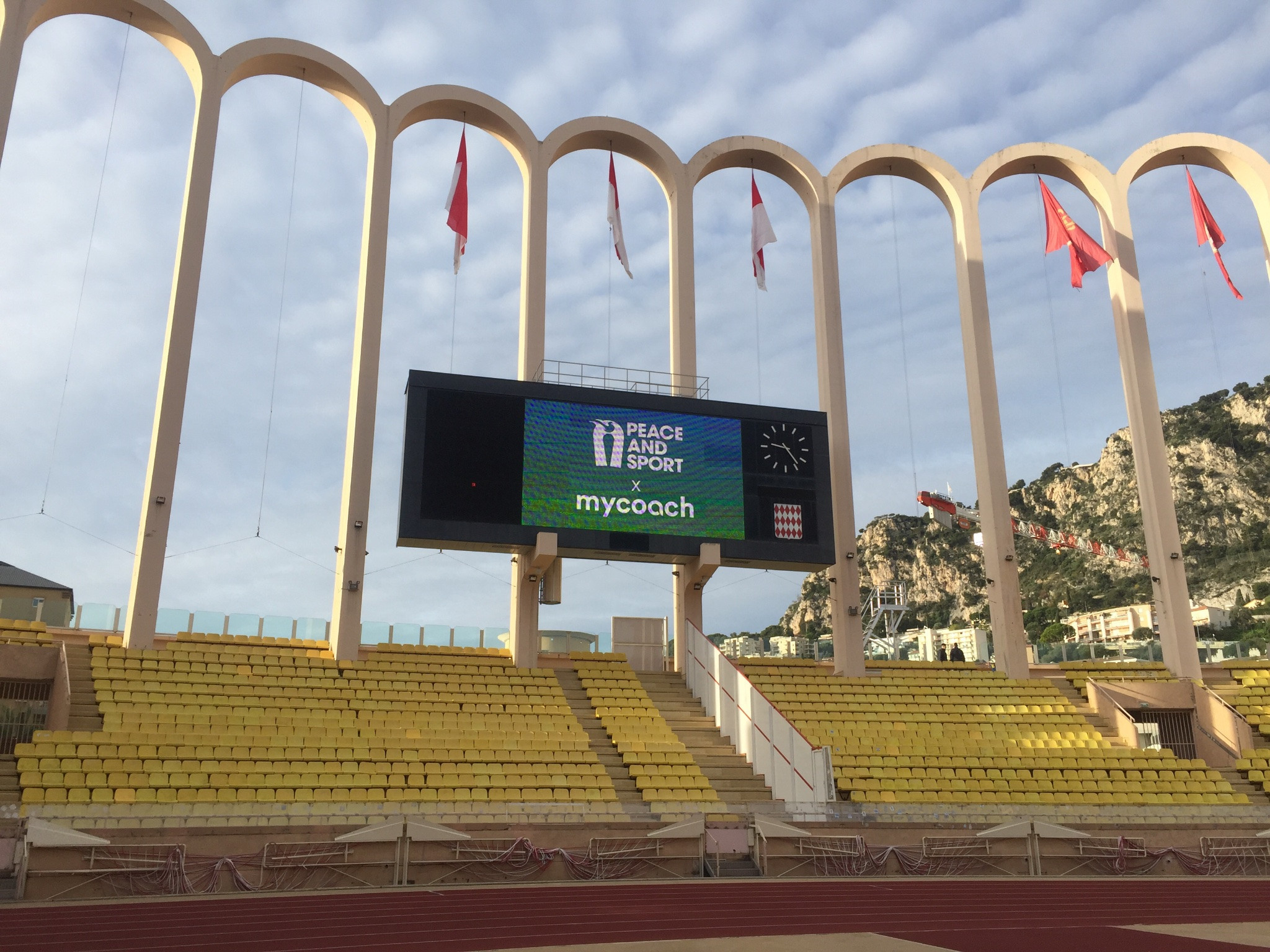 The Peace and Sport International Forum returned to Monaco for the 12th edition ©ITG
