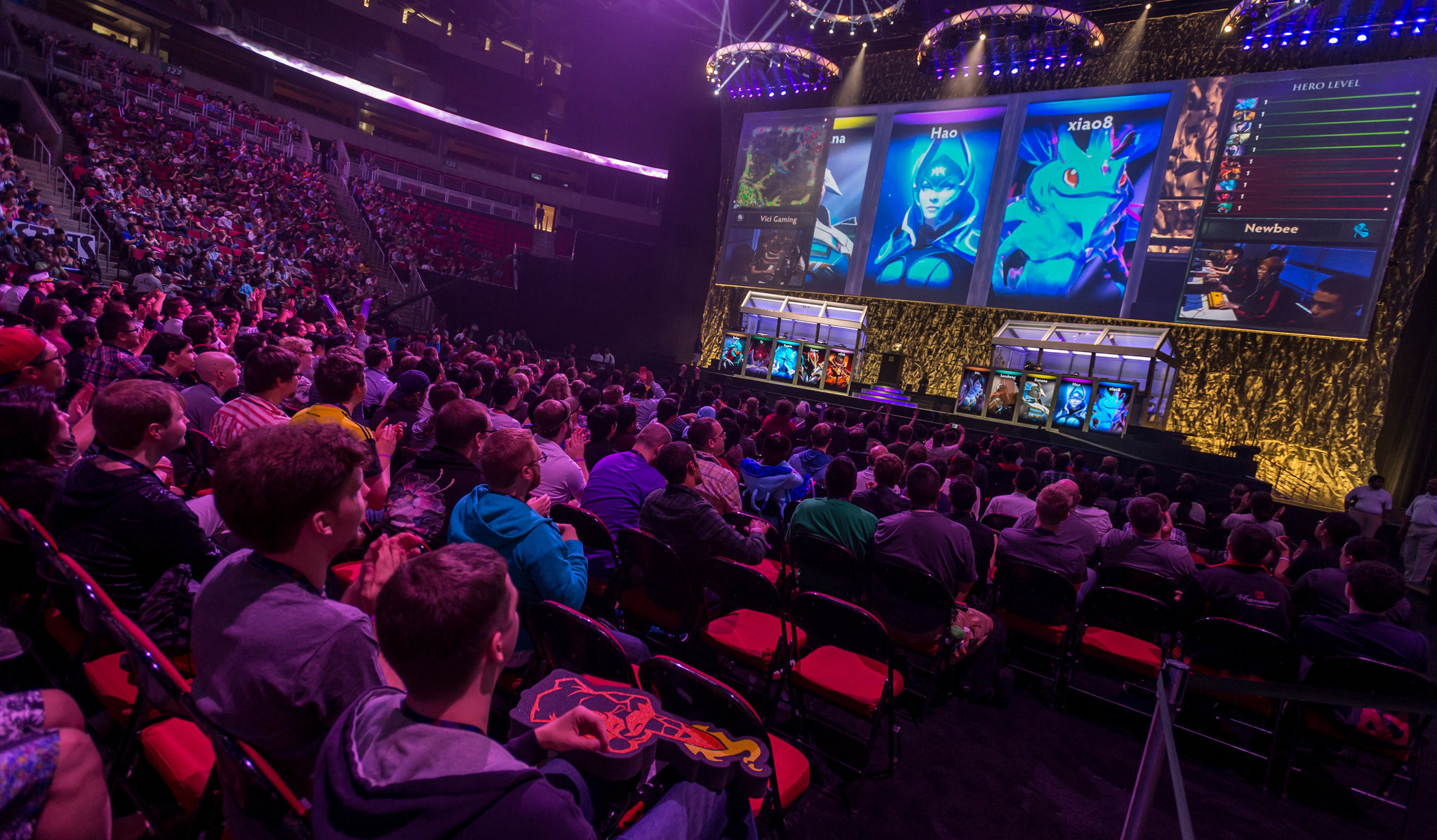 international Federations are being encouraged to tap into the huge potential of esports ©Getty images