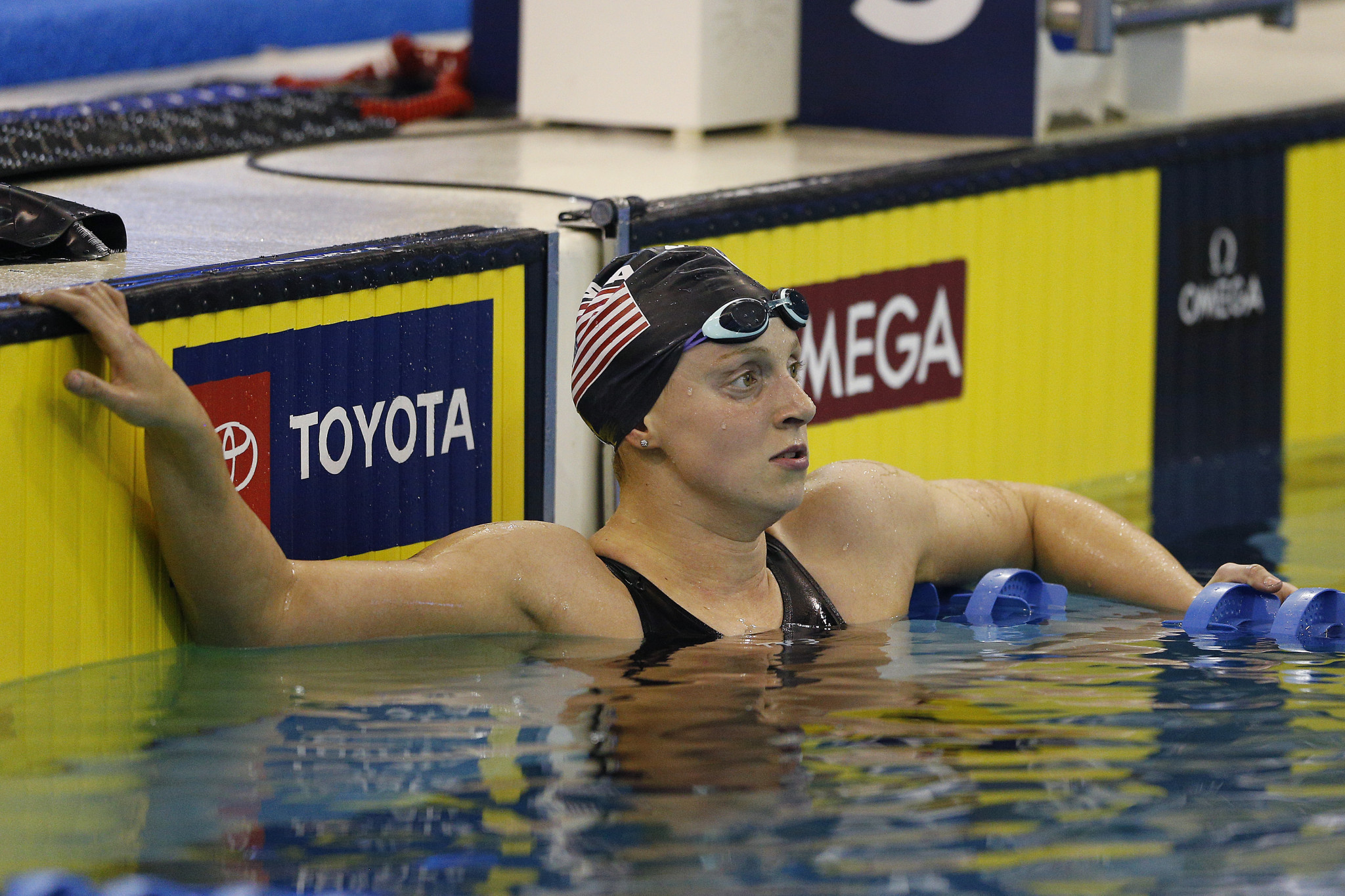 Swimming finals will be among the key events broadcast in prime time in the United States ©Getty Images
