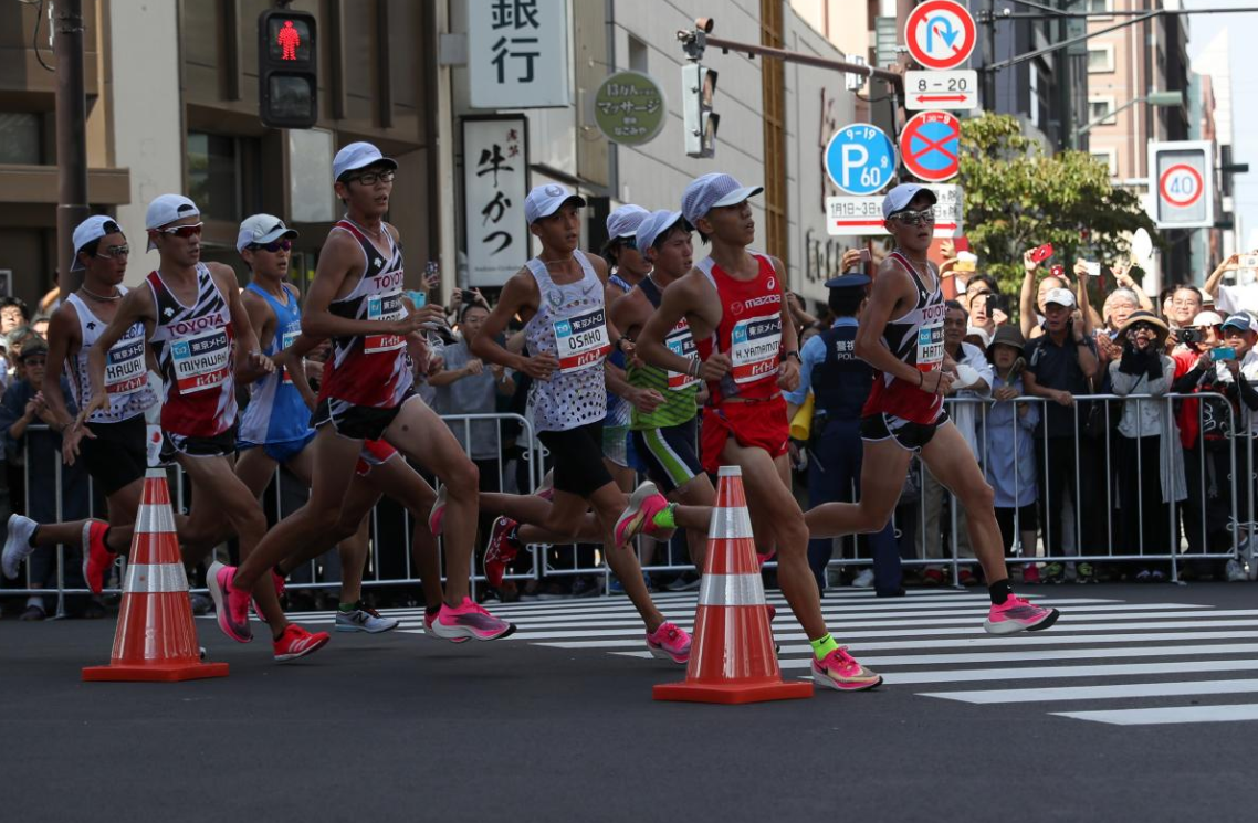 Marathons to remain in Tokyo for 2020 Paralympic Games