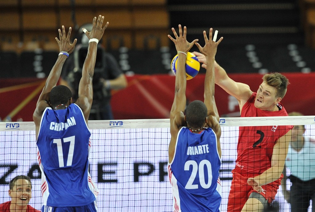 Canada's men's team enjoyed a best-ever seventh place finish at last year's FIVB World Championships and will be hoping to claim a medal in front of their home support