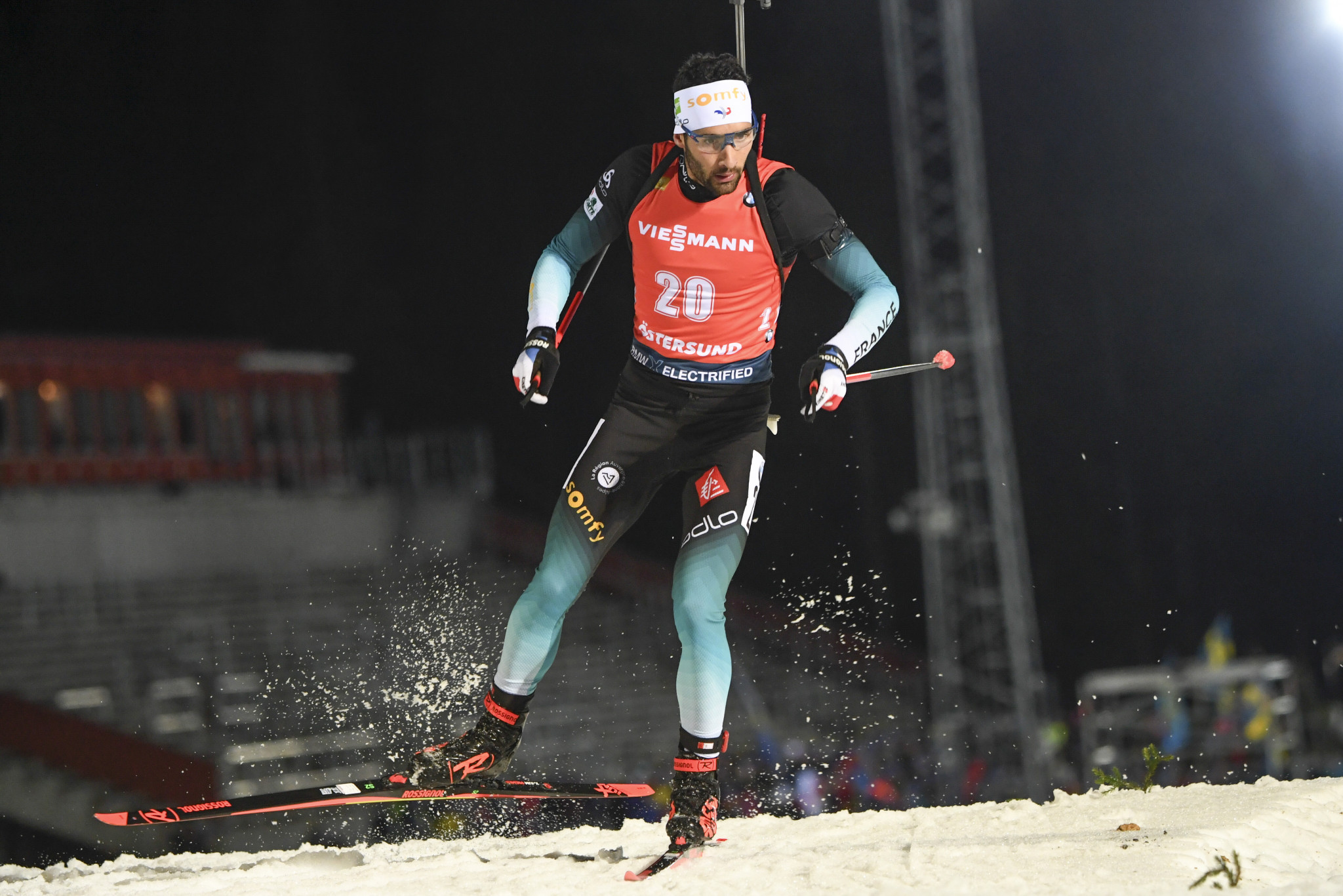 Fourcade and Wierer out to extend leads at IBU World Cup in Hochfilzen