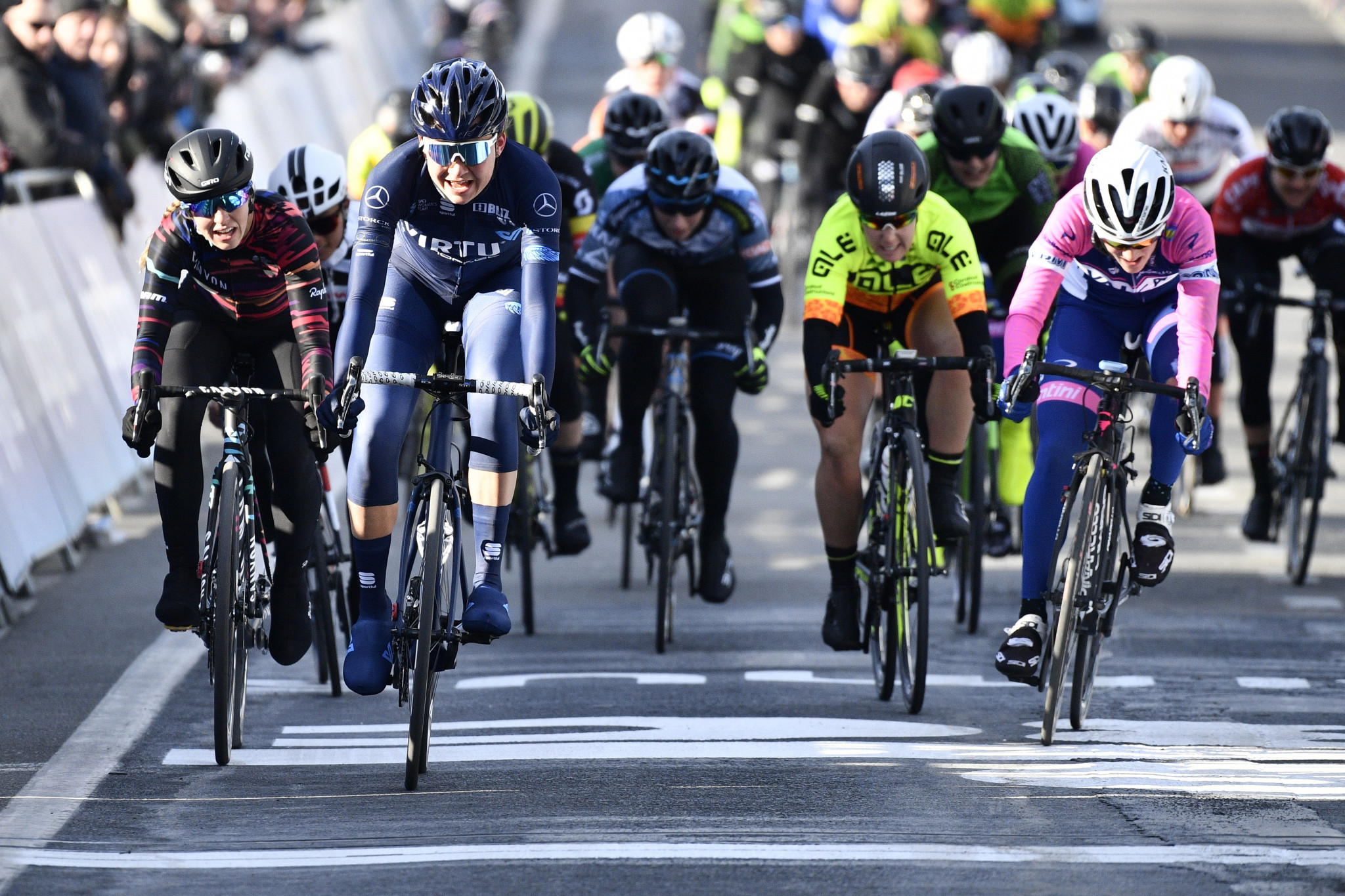 UCI confirm WorldTour licences for men's and women's teams