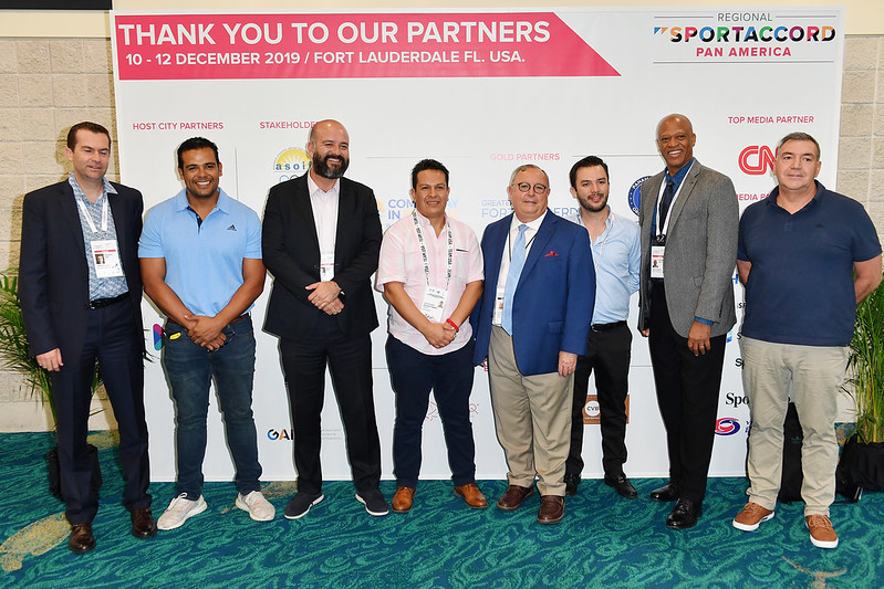 The two-day event was declared a success by organisers ©SportAccord