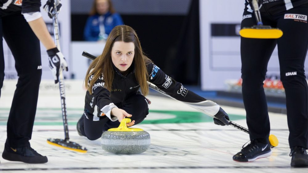 Home hopes Gushue and Fleury into playoffs at GSOC Boost National event