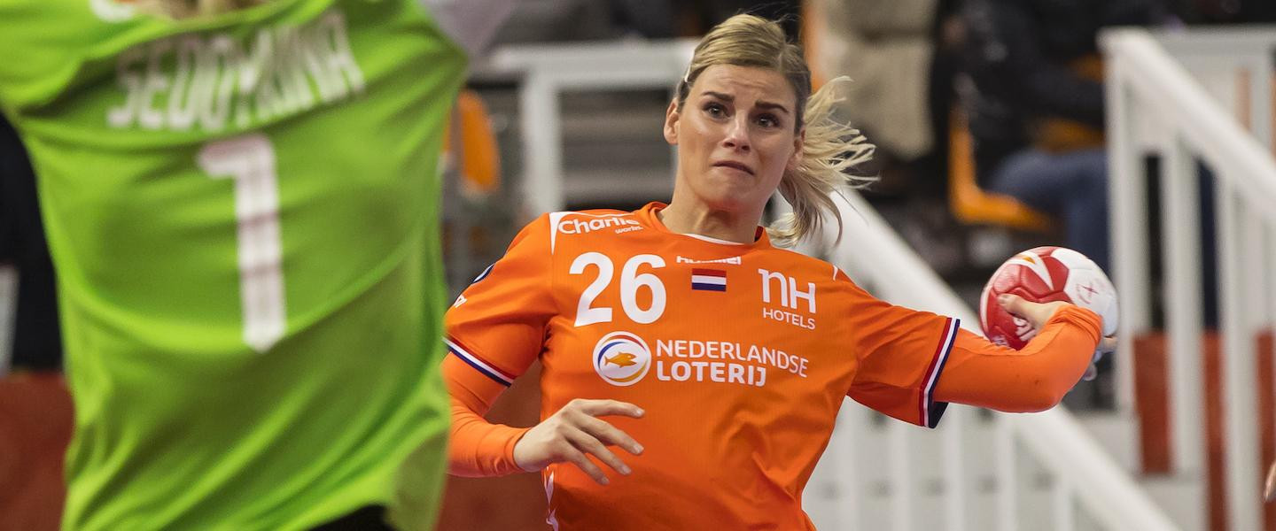 A last-minute goal saw The Netherlands beat Russia in the semi-final of the IHF Women's World Championship in Japan ©IHF