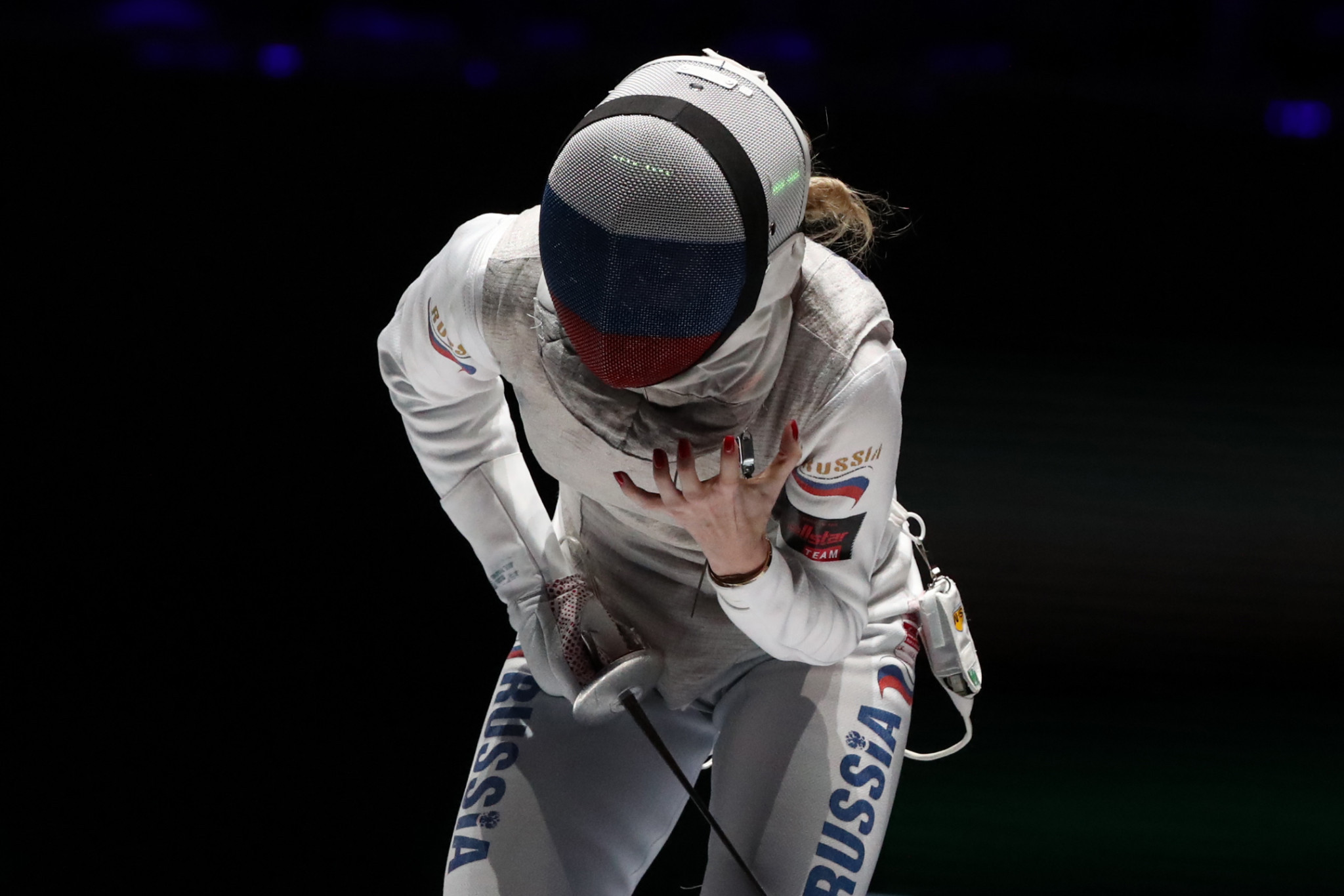 Top seed Deriglazova learns last-64 opponent at FIE Women's Foil World Cup