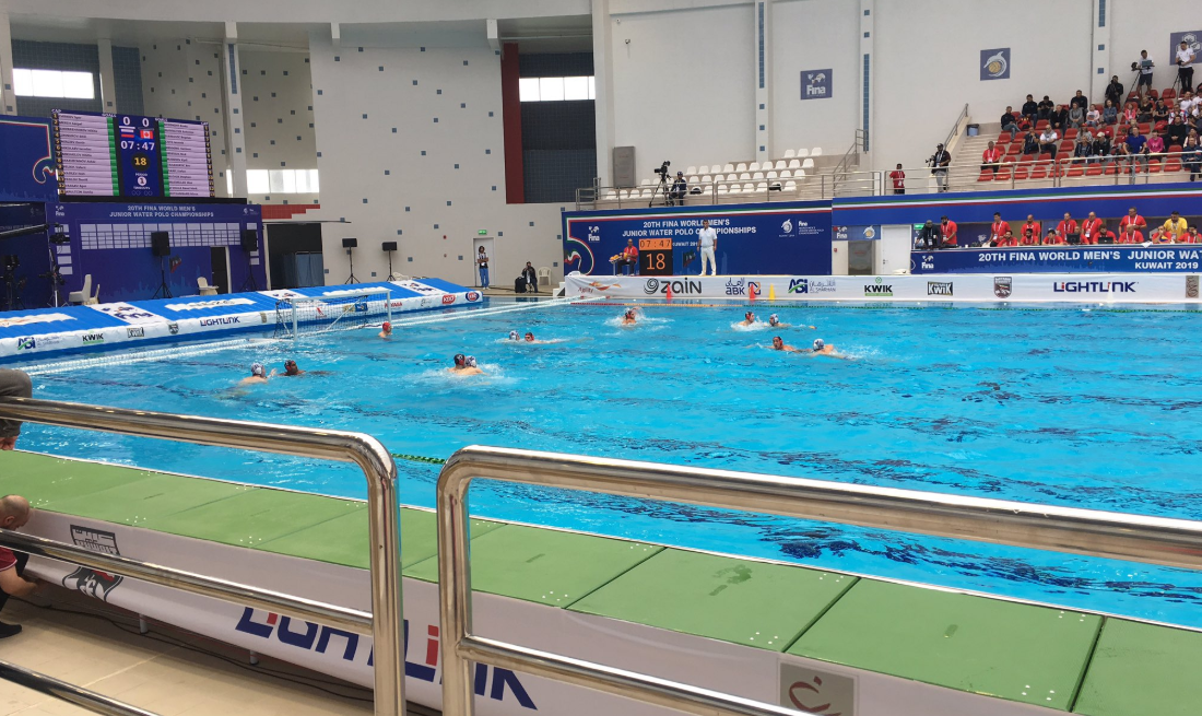 Spain have also made an impressive start at the Al-Nasar Sport Club ©FINA