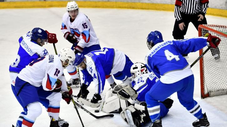 Iceland maintain winning momentum in IIHF pre-qualifying Beijing 2022 series