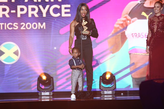 Fraser-Pryce and Barretto earn honours at inaugural Panam Sports Awards