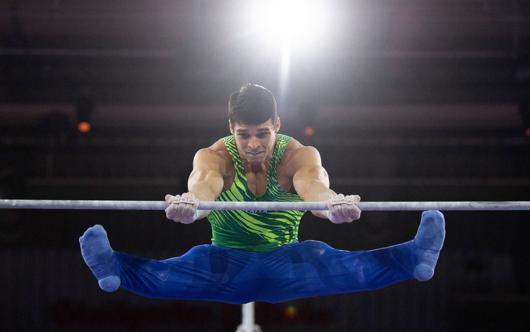 Francisco Barretto won three gold medals at Lima 2019 ©Getty Images
