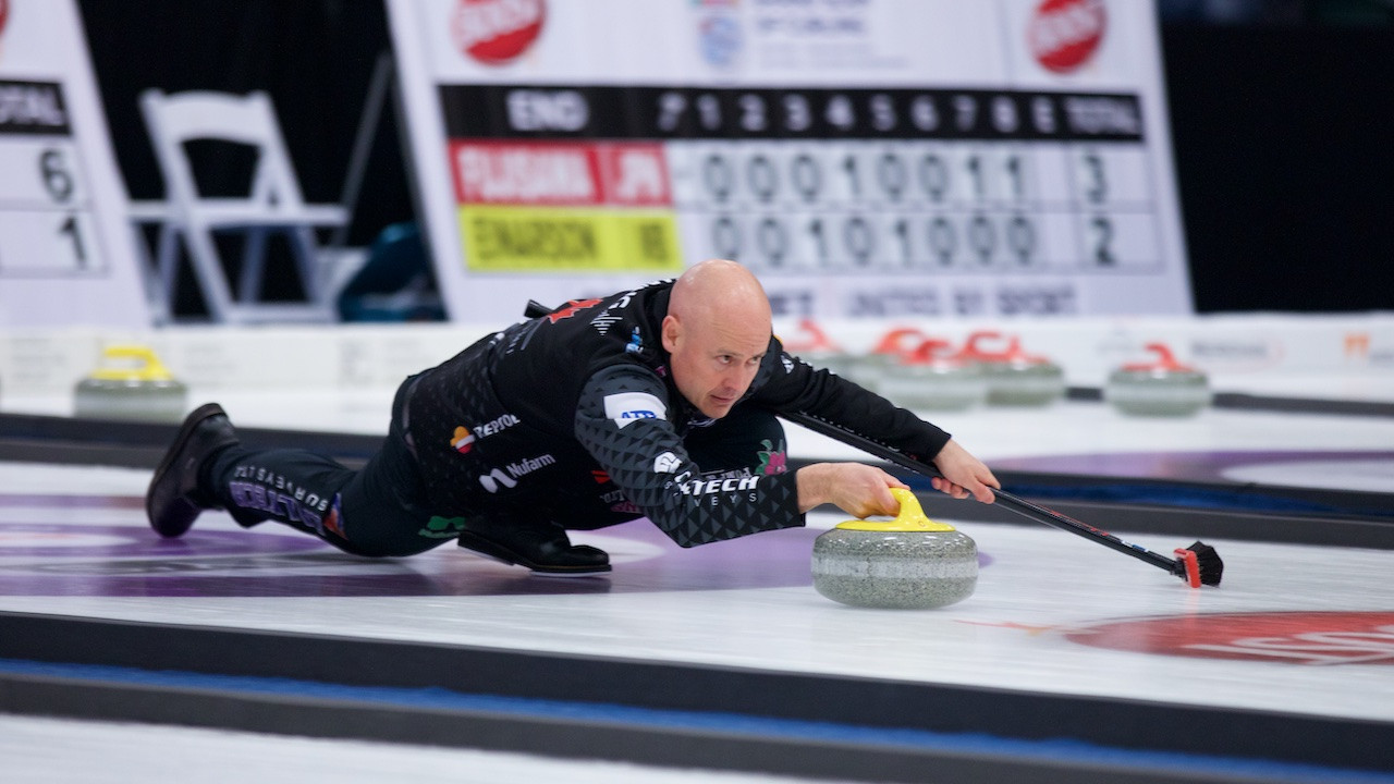 Koe among qualifiers for men's play-offs at GSOC Boost National event