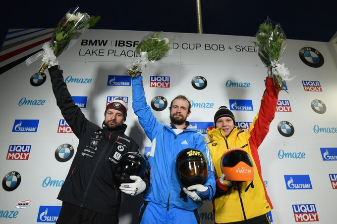 Defending overall skeleton champions triumph at IBSF World Cup