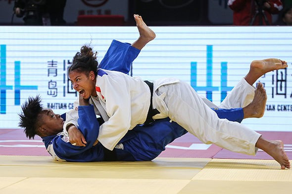 Posvite continues superb run of form at IJF World Judo Masters