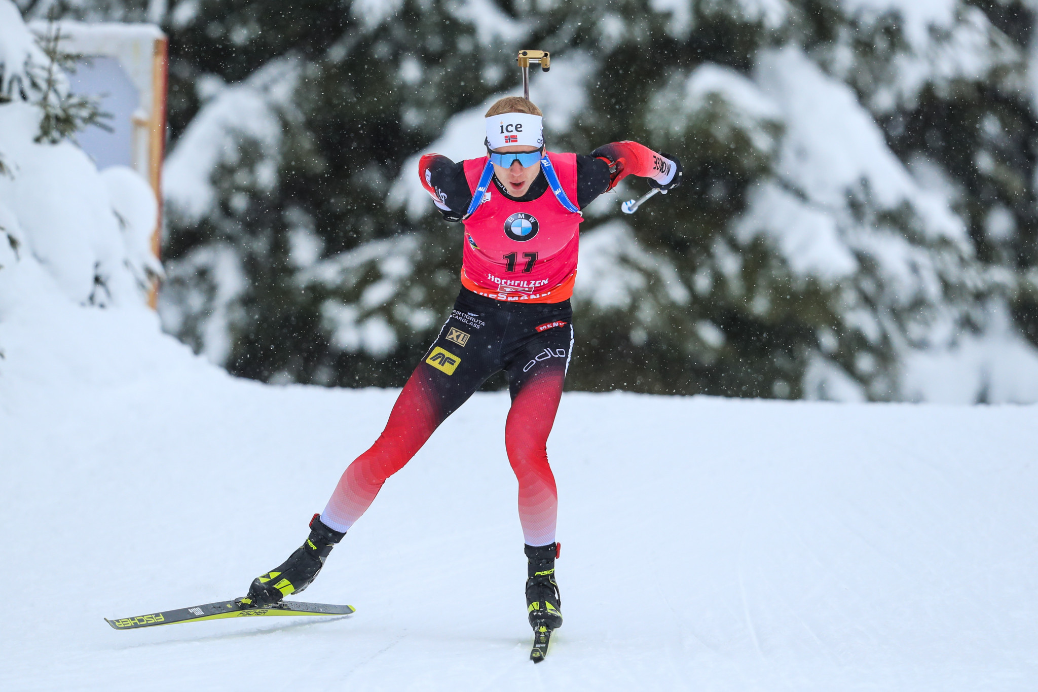 Bø records second straight victory at IBU World Cup in Hochfilzen