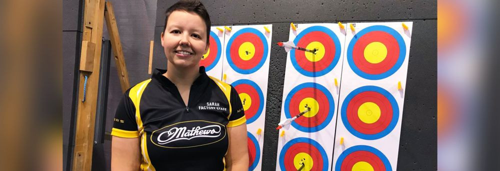 Prieels breaks world record at World Archery Indoor Series in Rome