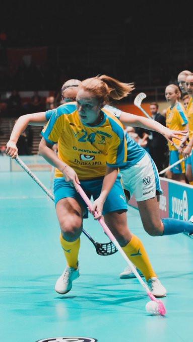 Sweden through to seventh successive Women's World Floorball Championships final