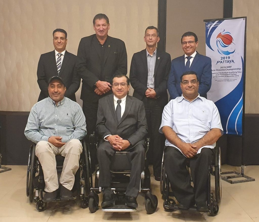 The 2022 Wheelchair Basketball World Championships will be the first edition of the event to be held in the UAE ©IWBF