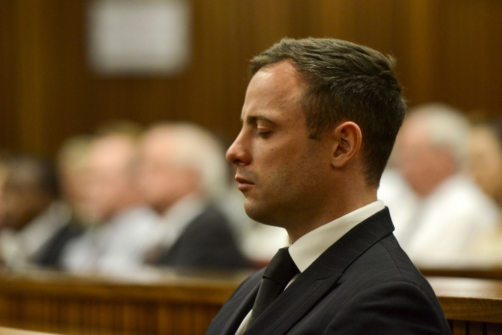 Oscar Pistorius could face up to 15 years in prison if he is convicted of murder ©Getty Images