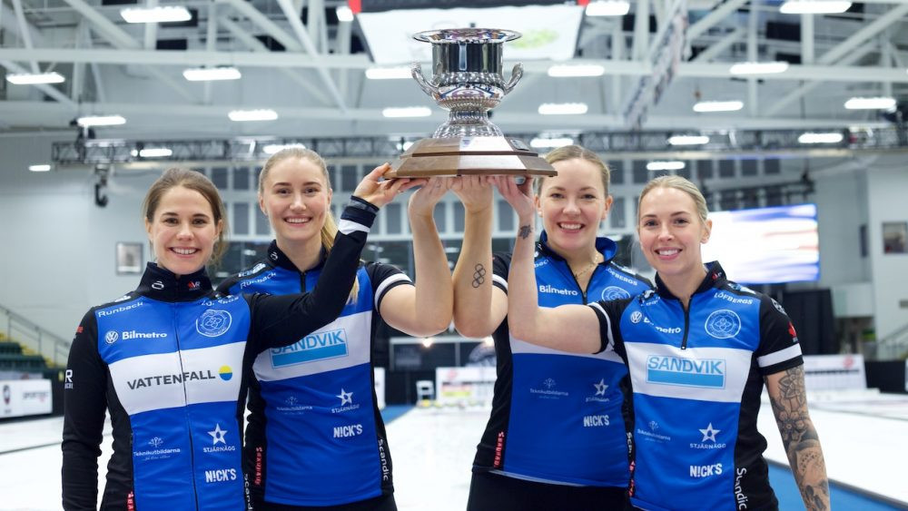 Team Anna Hasselborg clinch Boost National title