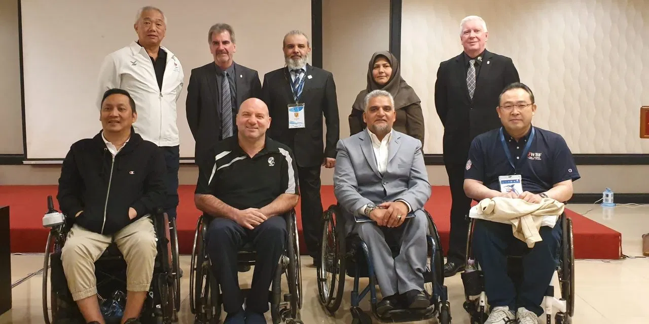 Alazmaa re-elected President of IWBF Asia Oceania