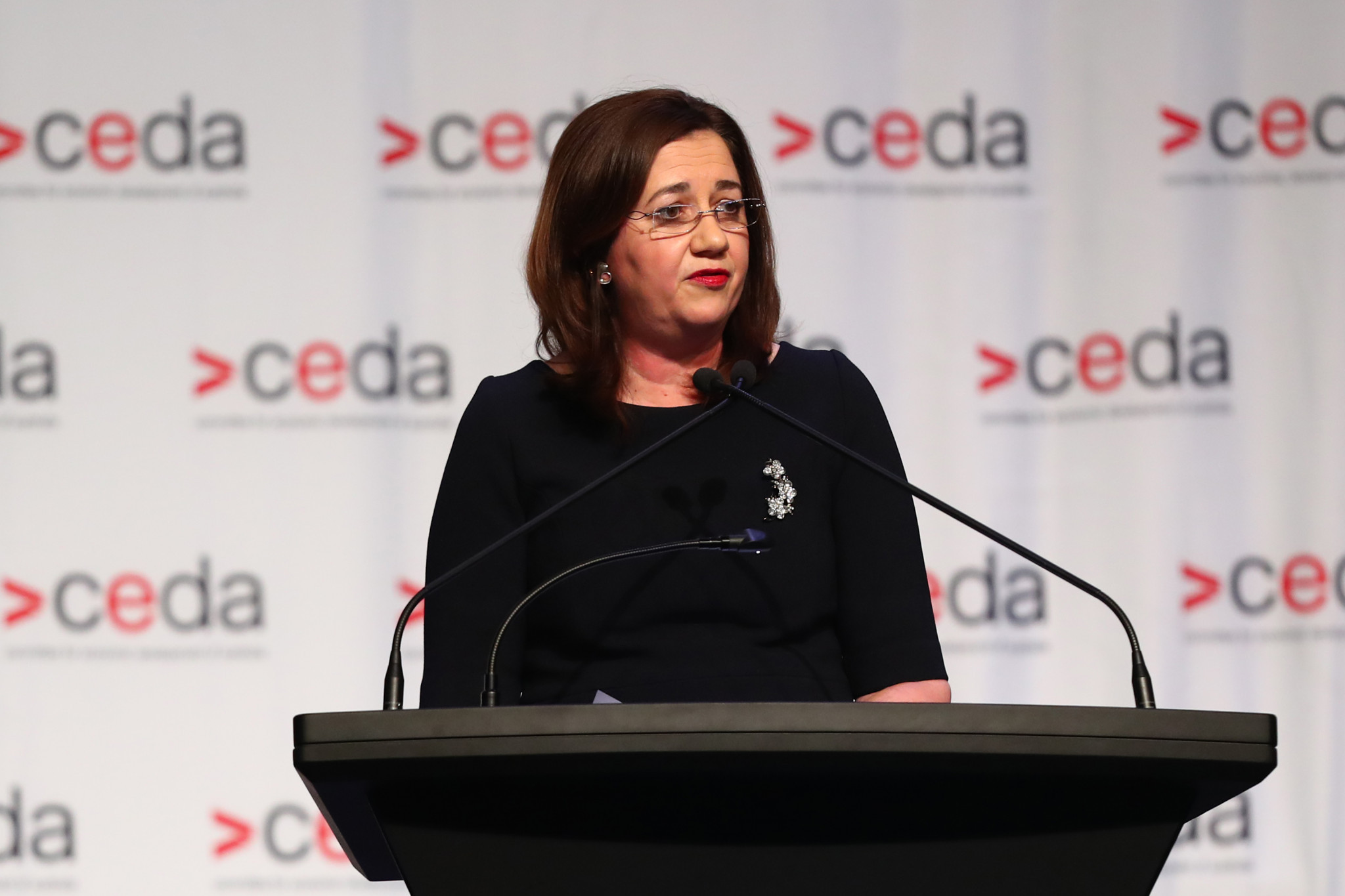 Queensland Premier Annastacia Palaszczuk confirmed the Olympic and Paralympic bid last week ©Getty Images