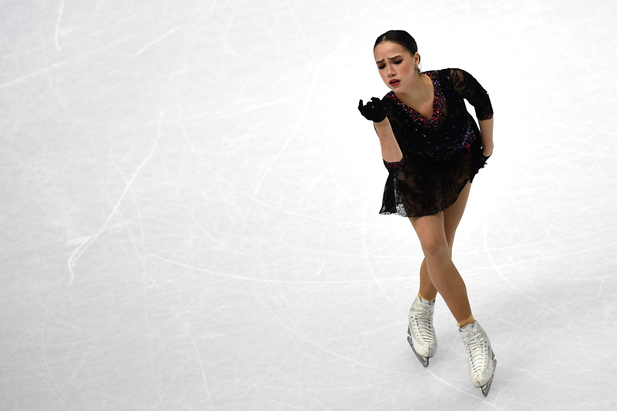 Zagitova rejects retirement rumours after announcing break from figure skating