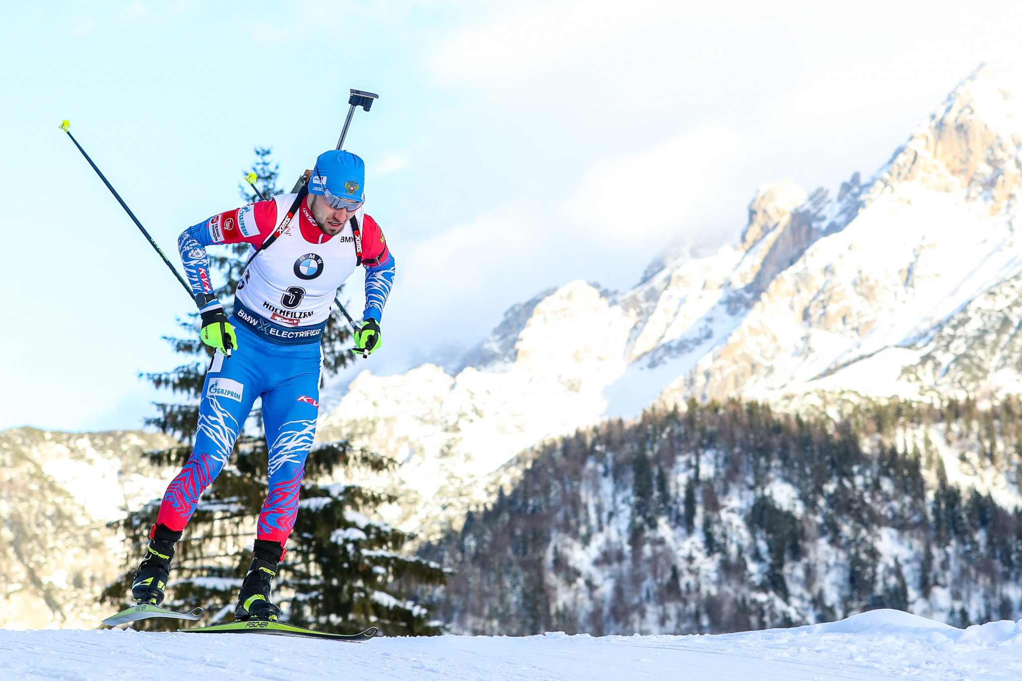 Russian Biathlon Union hopeful athletes can compete under own flag at World Championships