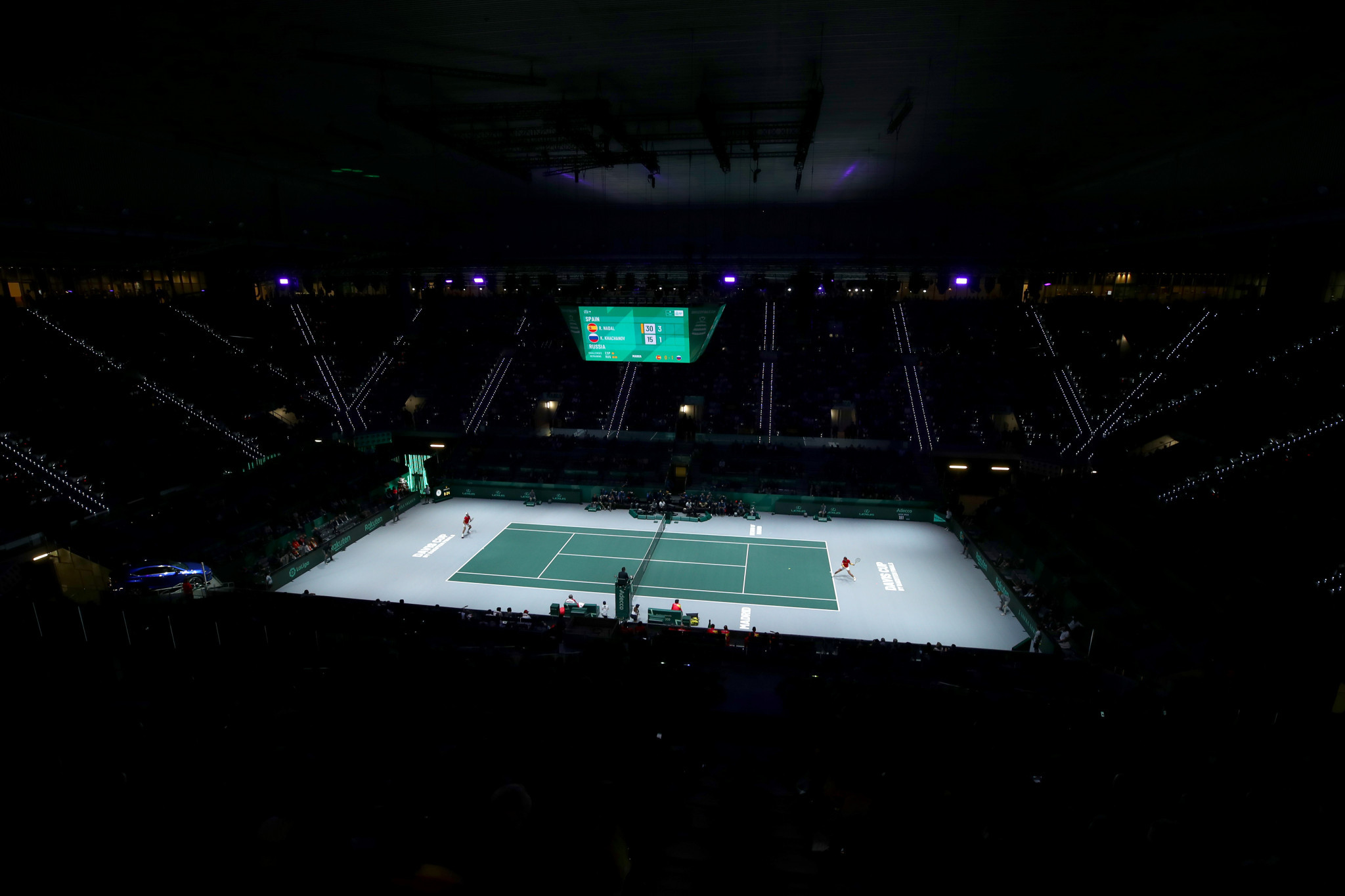 International Tennis Federation ban live data and scoring at $15,000 events