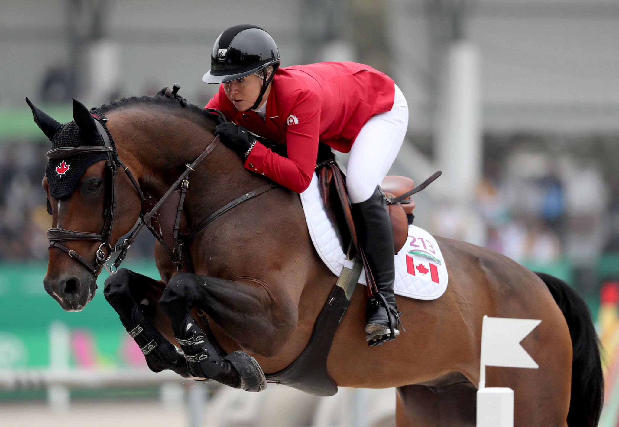 Canada's showjumping team dropped from Tokyo 2020 due to anti-doping violation