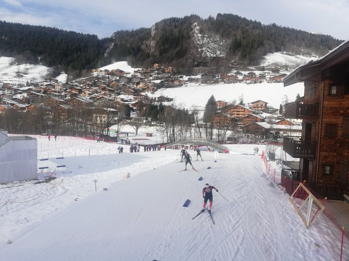 IBU World Cup season set to continue in France
