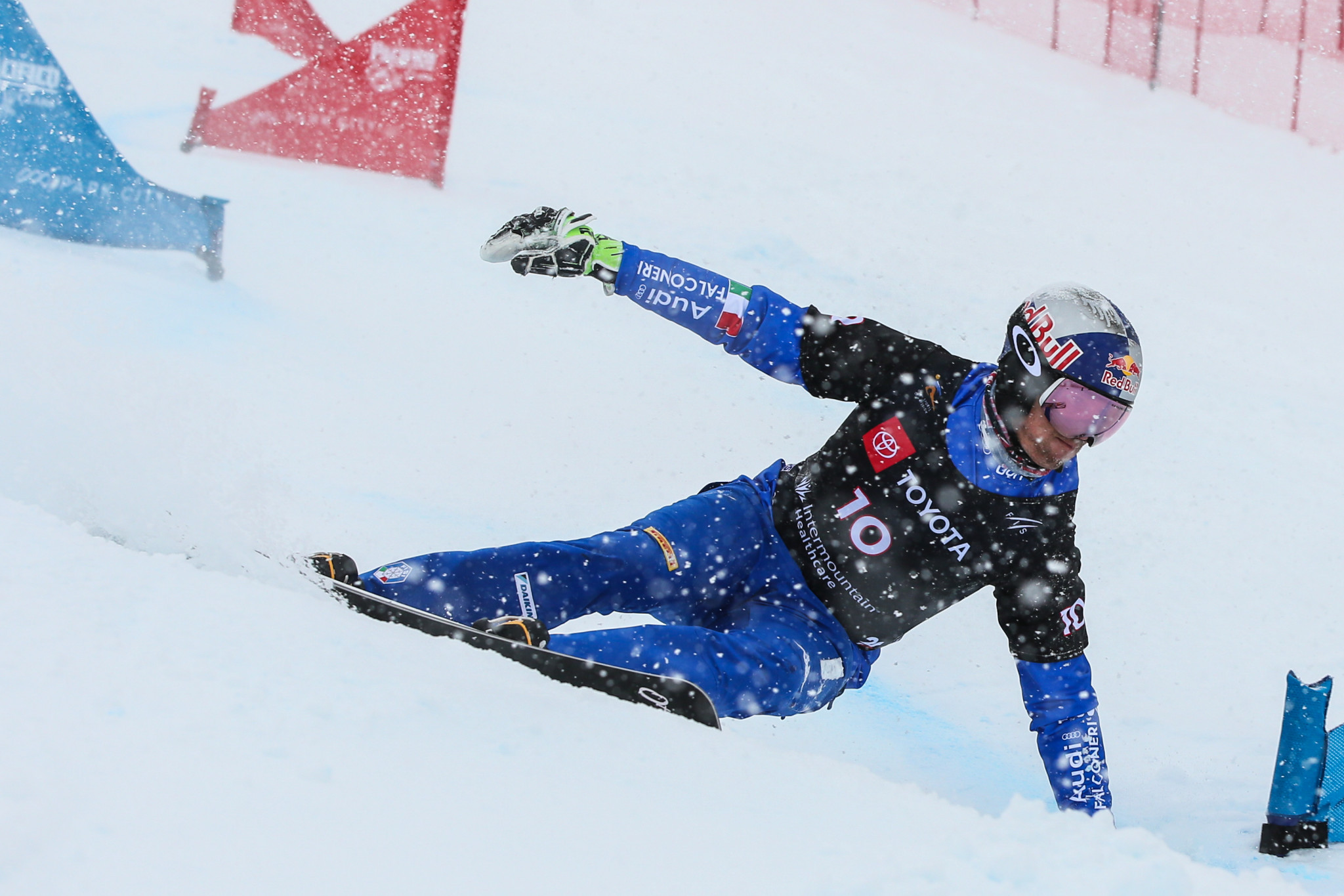 Fischnaller targets Parallel Snowboard World Cup hat-trick on home snow in Carezza