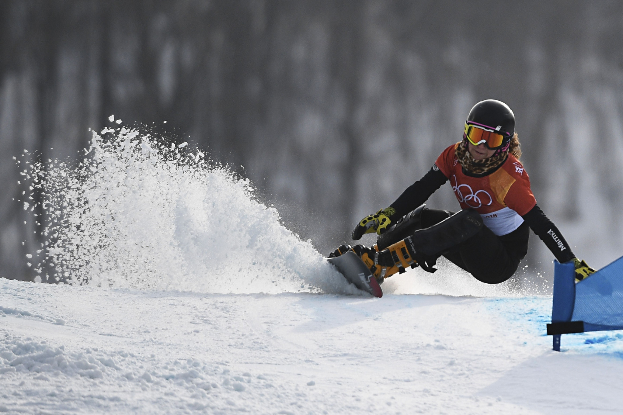Ramona Theresia Hofmeister leads the women's standings ©Getty Images