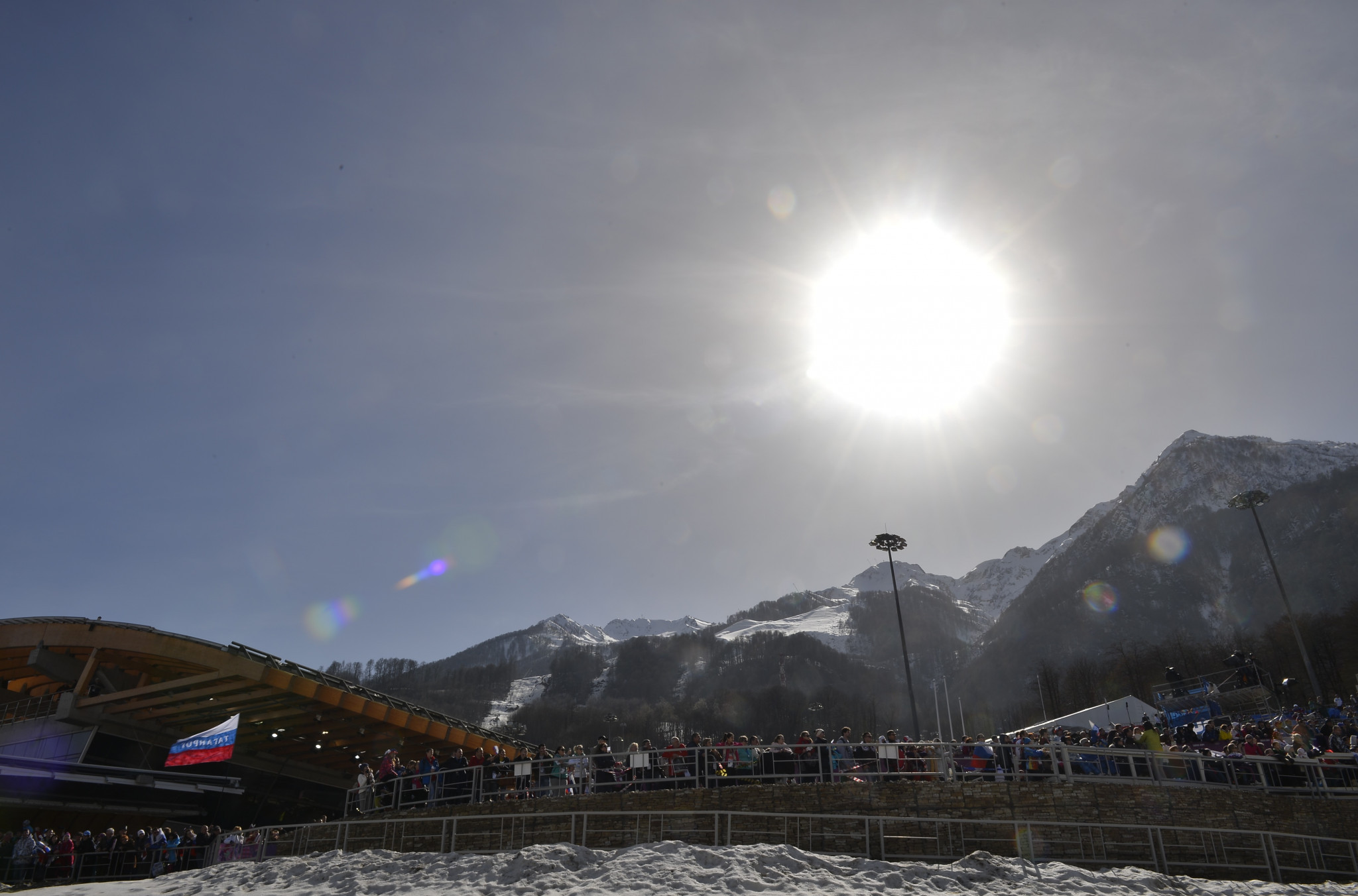 Sochi was stripped of the right to host the 2017 IBSF World Championships ©Getty Images