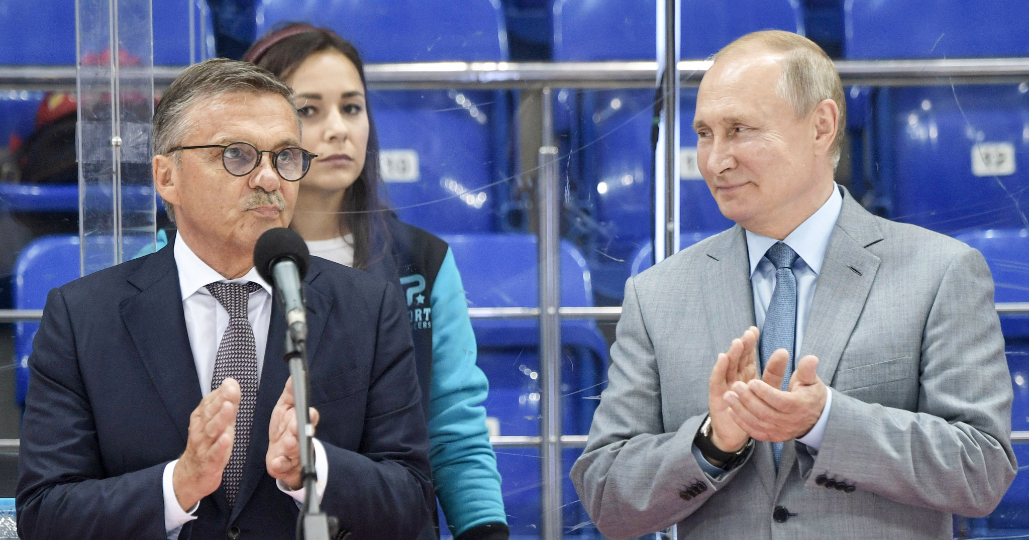 IIHF President René Fasel has claimed it will be