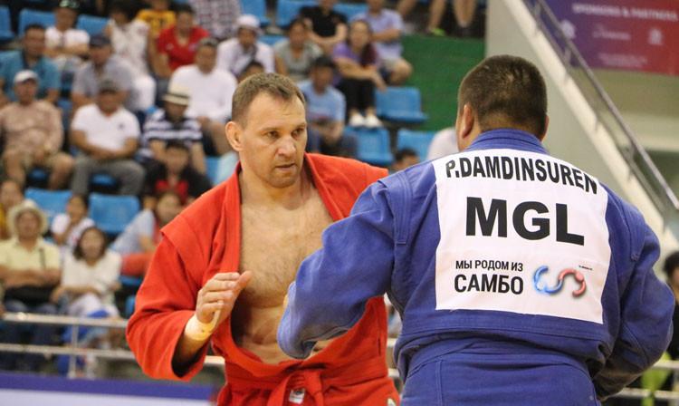 Mongolian sambo enjoyed a successful World Championships in South Korea ©FIAS